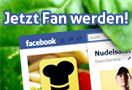 Nudelsalat auf Facebook