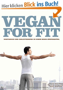 Buch: Vegan for fit